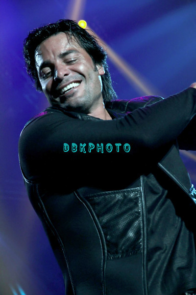 ATLANTIC CITY, NJ - AUGUST 17:  Marco Antonio Solis performs at the Boardwalk Hall Arena on August 17, 2012 in Atlantic City, New Jersey.