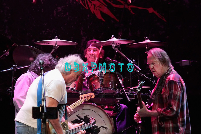 ATLANTIC CITY, NJ - DECEMBER 06:  Neil Young & Crazy Horse performs at Borgata Hotel Casino & Spa on December 6, 2012 in Atlantic City, New Jersey.