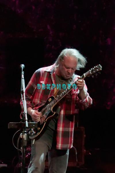 ATLANTIC CITY, NJ - DECEMBER 06:  Neil Young performs at Borgata Hotel Casino & Spa on December 6, 2012 in Atlantic City, New Jersey.