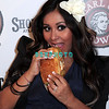 "ATLANTIC CITY, NJ - JULY 25:  Nicole ""Snooki"" Polizzi attends the Earl of Sandwich Showboat Casino Grand Opening ribbon cutting ceremony on July 25, 2012 in Atlantic City, New Jersey."