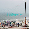 Nik Wallenda performs at the Tropicana Casino on August 9, 2012 in Atlantic City, New Jersey.