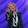 ATLANTIC CITY, NJ - NOVEMBER 17:  Olivia Newton-John performs in concert at Mark G. Etess Arena - Trump Taj Mahal on November 17, 2012 in Atlantic City, New Jersey.