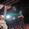 ATLANTIC CITY, NJ - JANUARY 28:  Rascal Flatts Members Joe Don Rooney (L) Gary LeVox and Jay DeMarcus performs at the Boardwalk Hall Arena on January 28, 2012 in Atlantic City, New Jersey.
