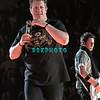 ATLANTIC CITY, NJ - JANUARY 28:  Rascal Flatts Member Gary LeVox performs at the Boardwalk Hall Arena on January 28, 2012 in Atlantic City, New Jersey.