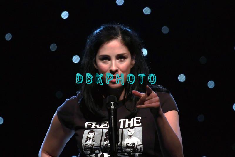 ATLANTIC CITY, NJ - JULY 07:  Sarah Silverman performs at Caesars Circus Maximus Theater on July 7, 2012 in Atlantic City, New Jersey