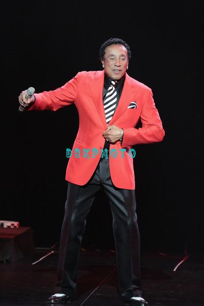 ATLANTIC CITY, NJ - APRIL 21:  Smokey Robinson performs at Caesars Circus Maximus Theater on April 21, 2012 in Atlantic City, New Jersey.