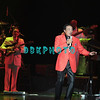 ATLANTIC CITY, NJ - APRIL 21:  Smokey Robinson and the backup band performs at Caesars Circus Maximus Theater on April 21, 2012 in Atlantic City, New Jersey.