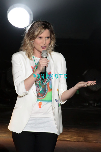 ATLANTIC CITY, NJ, The mega country duo Sugarland consisting of Jennifer Nettles and Kristian Bush made their debut appearance in Revel's Ovation Hall, Friday evening, June 15, 2012