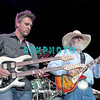 ATLANTIC CITY, NJ - AUGUST 31: Chris Wormer and  Charlie Daniels of The Charlie Danielse Band performs at Trump Taj Mahal on August 31, 2012 in Atlantic City, New Jersey.
