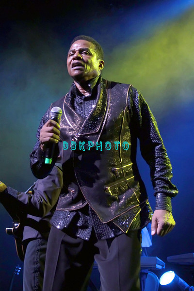 ATLANTIC CITY, NJ - JUNE 29:  Jackie Jackson  performs during the The Jacksons Unity Tour at The Borgata Event Center on June 29, 2012 in Atlantic City, New Jersey.