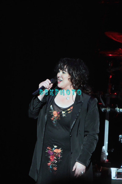 ATLANTIC CITY, NJ - JANUARY 26:  Ann Wilson of Heart performs in concert at Caesars Atlantic City on January 26, 2013 in Atlantic City, New Jersey.