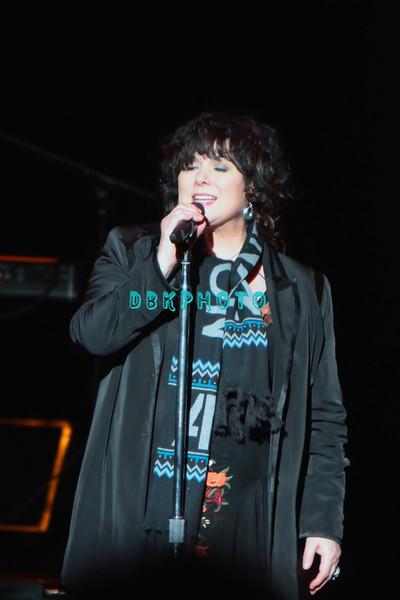 ATLANTIC CITY, NJ - JANUARY 26:  Ann Wilson of Heart performs in concert at Caesars Atlantic City on January 26, 2013 in Atlantic City, New Jersey.