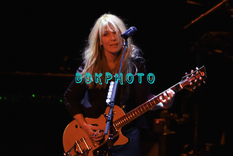 ATLANTIC CITY, NJ - JANUARY 26:  Nancy Wilson of Heart performs in concert at Caesars Atlantic City on January 26, 2013 in Atlantic City, New Jersey.