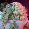 Atlantic City, NJ - Keyshia Cole appeared in concert in the Music Box at Borgata, Saturday evening April 6, 2013.