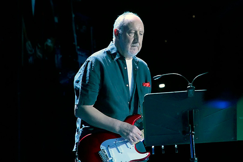 Atlantic City, NJ, February 22, 2013 - The Who appeared in concert at Atlantic City Boardwalk Hall in Atlantic City, NJ.