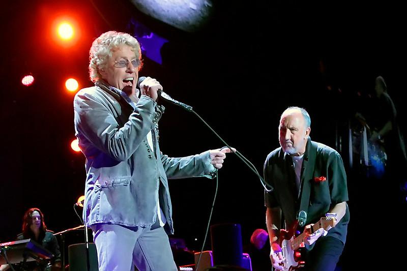 Atlantic City, NJ, February 22, 2013 - The Who appeared in concert at Atlantic City Boardwalk Hall in Atlantic City, NJ.
