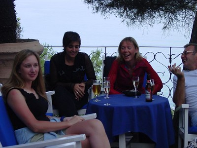 Ireland, USA and Spain together again celebrating the end of MS Global