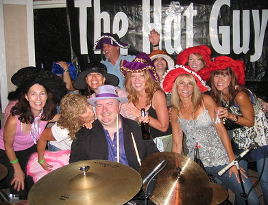 """Another classic memory from the past 15 years of The Hat Guys. #THG15FlashbackPhotos!  See The Hat Guys LIVE!! Check our Schedule at http://www.thehatguys.com and/or """"Like"""" us on Facebook at http://www.facebook.com/The-Hat-Guys-255203354311/."""