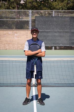 THHS Boys Tennis 2018