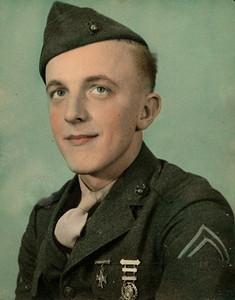 1942 Bill Karpowicz - Age 18