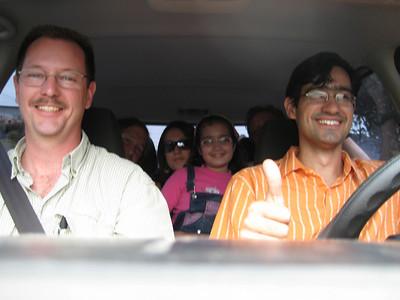 2008_04 Dave visits Customer in Brazil