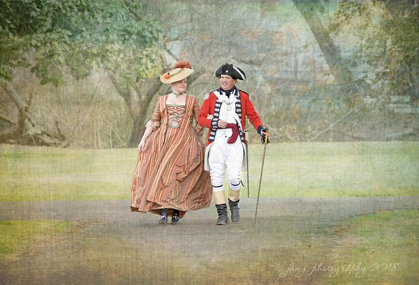American Revolution Re-enactment<br /> Huntington Beach Central Park<br /> 2-10-18