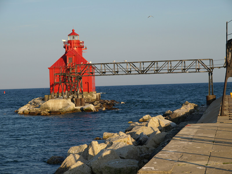 Canal Lighthouse