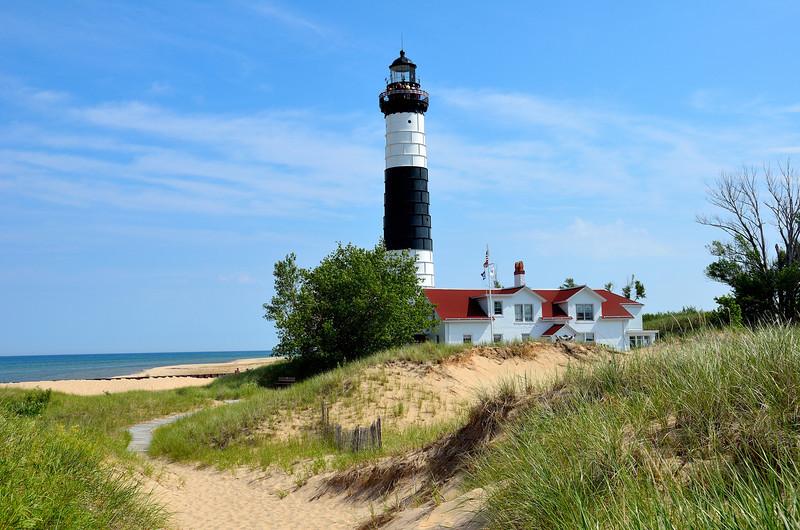 Big Ausable Point Lighthouse