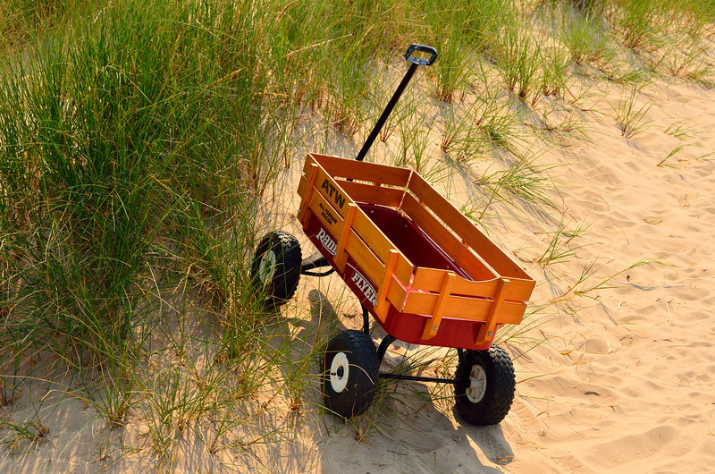 Little Red Wagon