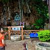Santa Lourdes Shrine.
