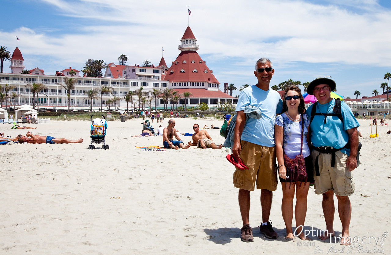 """You can find out more about Hotel del Coronado (and book reservations -- from as low as $300 per night) at the following link:<br /> <br /> <a href=""""http://www.hoteldel.com/"""">http://www.hoteldel.com/</a>"""