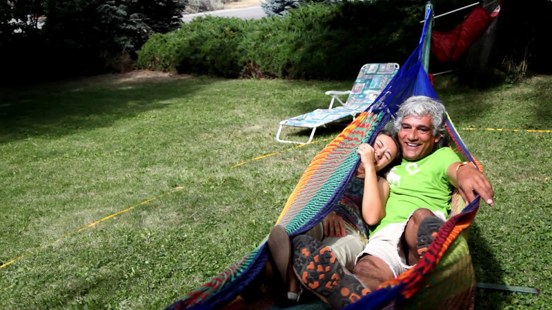 "If you are interested in obtaining a hammock like this, Bev sells them at her store (Spirals).  Her store's website is   <a href=""http://spiralsofjoy.com/"">http://spiralsofjoy.com/</a><br /> <br /> After watching how fun these are in this video, you will want to order yours TODAY!<br /> <br /> Music by Kevin MacLeod at    <a href=""http://incompetech.com/"">http://incompetech.com/</a>"