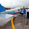 """We're about to take off for what my boss calls """"the most exciting 6 minutes in the CNMI!"""""""