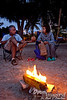 But you can share a coconut by the fire.