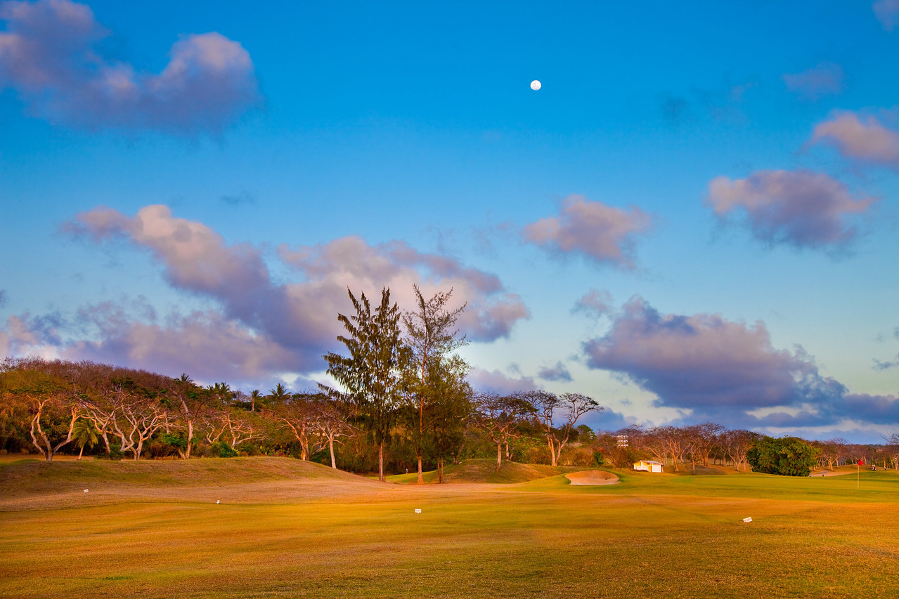 Coral Ocean Point golf course.