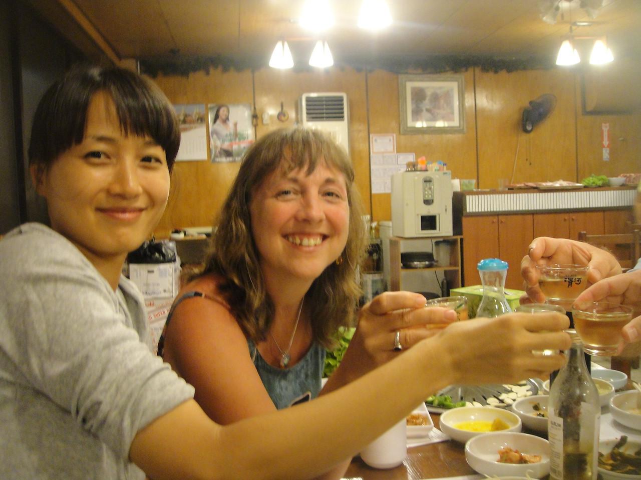 Jungha at Korean Restaurant, Saipan