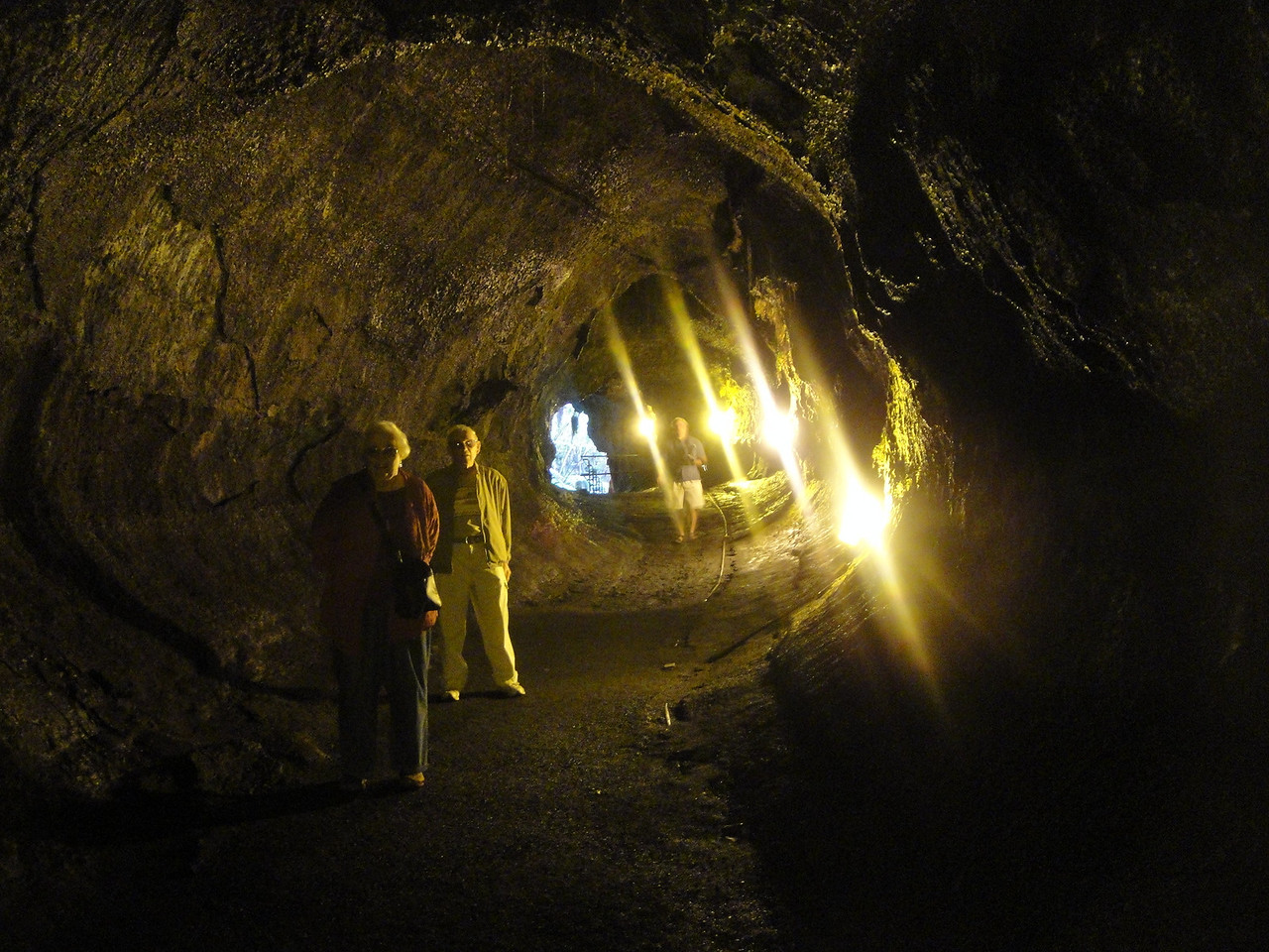 In the Lava Tube