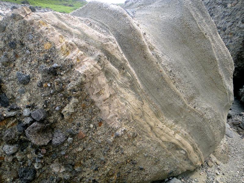 sedimentary sand stones