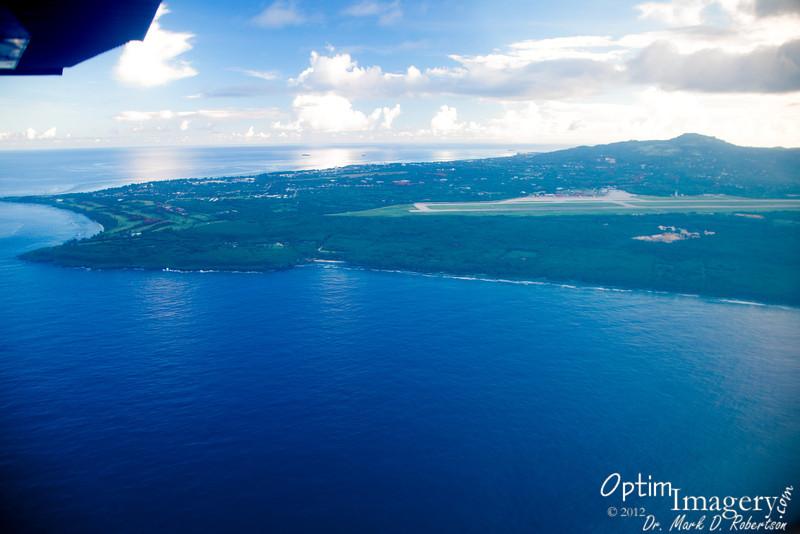 Looking toward Coral Ocean Point.