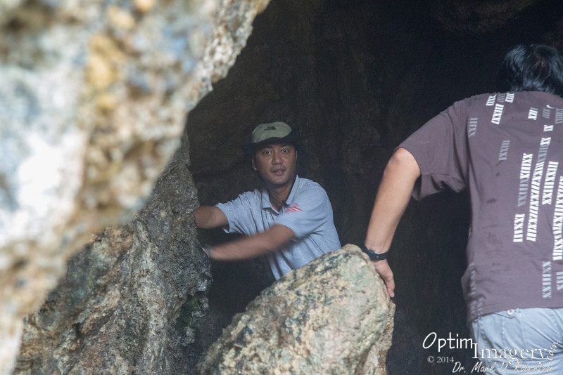 In Cave 2.