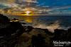 SUNSET AT DRAGON POOLS (El Toro)