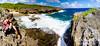 HIDDEN BEACH PANORAMA