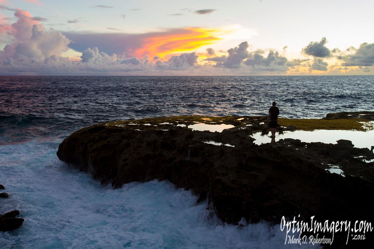 PUNTAN LAGGUA (Parrotfish Point) SUNRISE