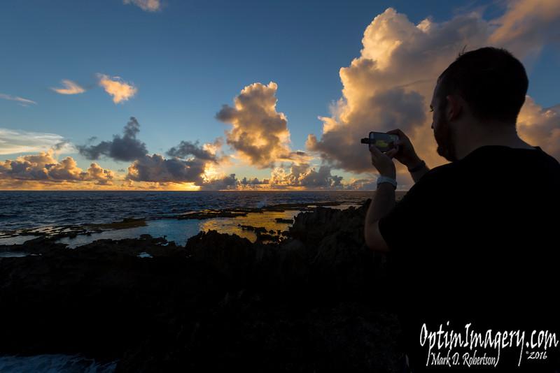 PHOTOGRAPHING PUNTAN LAGGUA SUNRISE