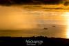 GOLDEN SUNSET OVER SAIPAN LAGOON