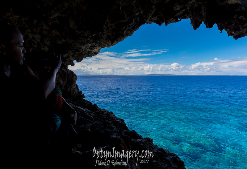 """DRY GROTTO """"PICTURE WINDOW"""""""