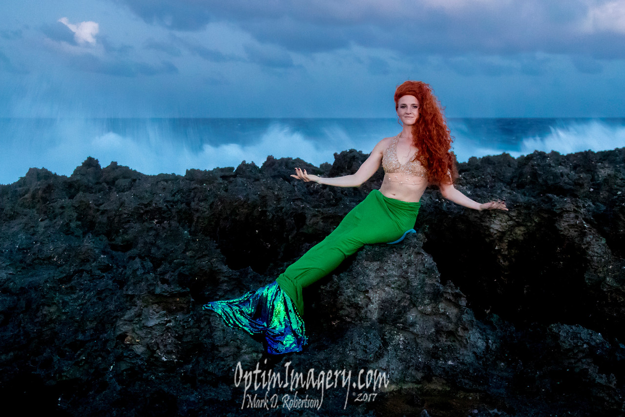 "Anyone not familiar with the tale of Sirena (of which there are actually very many versions throughout the Mariana Islands) take a look at the following link:  <a href=""http://www.guampedia.com/sirena/"">http://www.guampedia.com/sirena/</a>"