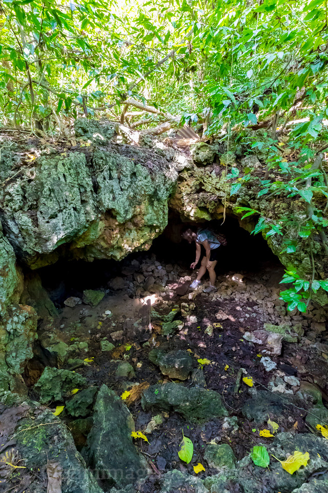 EXPLORING THE SECOND SINK HOLE