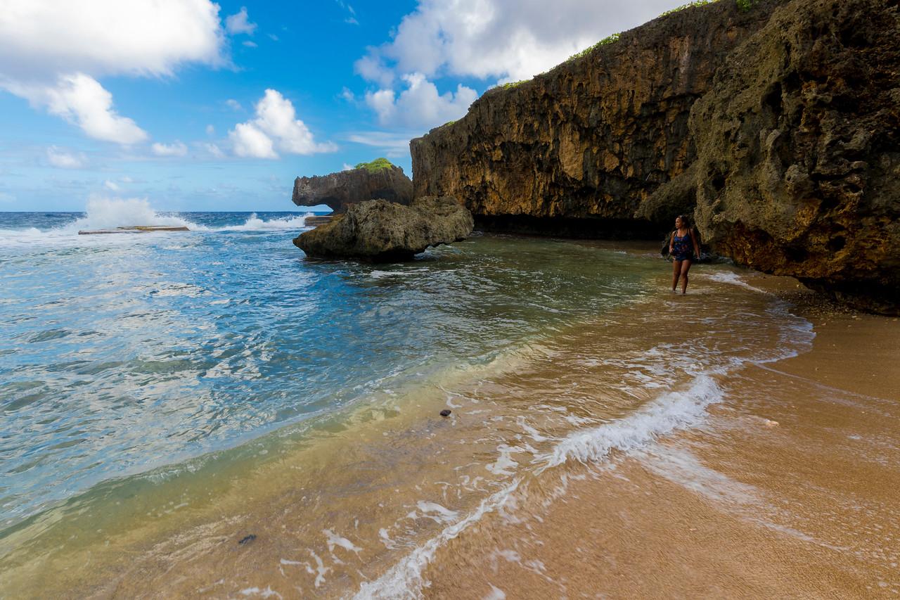 CLAIRE AT HIDDEN BEACH