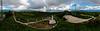 DRONE-GENERATED 360-DEGREE PANORAMA